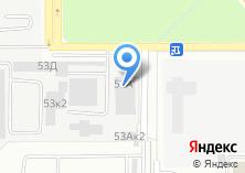 Компания «Альфа Тренд» на карте