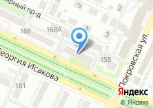 Компания «Алтайтрансавто» на карте