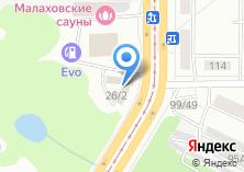 Компания «Бия автосервис» на карте