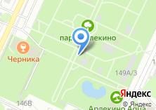 Компания «Алтайская Организация Воздухоплавания» на карте