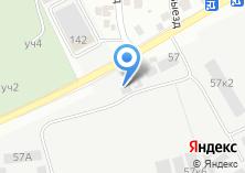 Компания «Магистраль» на карте