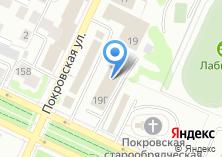 Компания «Сибирский центр безопасности труда» на карте