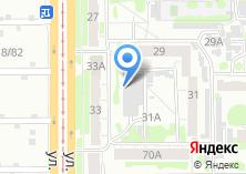 Компания «Экзотик» на карте