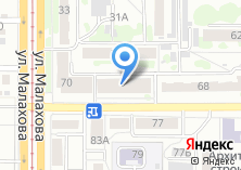 Компания «Аватар-сервис» на карте