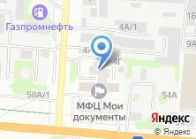 Компания «НовоПласт» на карте