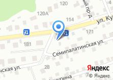 Компания «Строй Крепость» на карте