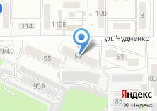 Компания «Ремтеплострой» на карте