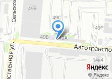 Компания «ОКНАСЕРВИС» на карте