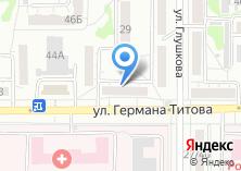 Компания «Шанти» на карте