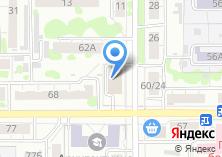 Компания «СДЮШОР №3 по спортивной гимнастике» на карте