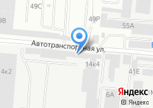 Компания «Авто-Р» на карте