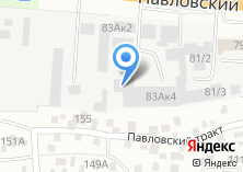 Компания «Сити-строй» на карте