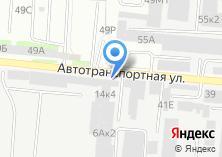 Компания «СКАЙ» на карте