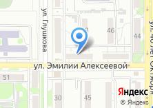 Компания «Нинель» на карте