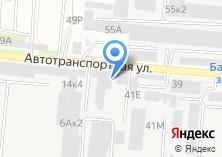 Компания «Алтайская теплоизоляционная компания» на карте
