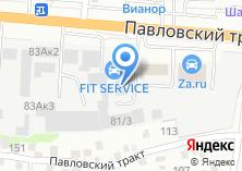 Компания «Kontora» на карте