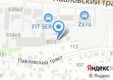 Компания «АБСОЛЮТ СТРОЙМОНТАЖ» на карте