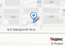 Компания «СибХимСервис» на карте