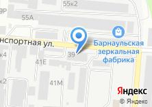 Компания «Мир запчастей» на карте