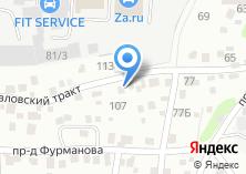Компания «АртДизайнСтрой» на карте