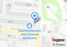 Компания «Сибирь-ПВК» на карте