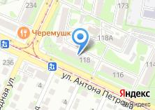 Компания «Территориальное общественное самоуправление Матросовского микрорайона» на карте
