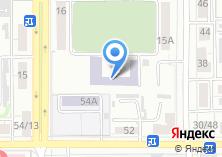 Компания «Алтайское училище олимпийского резерва» на карте