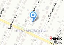Компания «СибСтрой» на карте