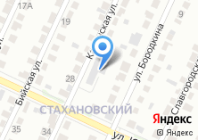 Компания «Алтайский авторизированный сервисный центр газового котельного оборудования» на карте