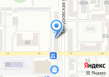 Компания «Леди-Стик» на карте