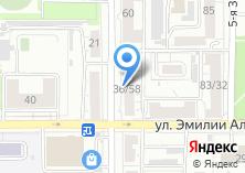 Компания «Бастет» на карте