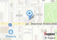 Компания «АСП-Крупосервис» на карте