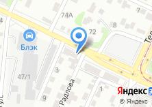 Компания «Дом+» на карте