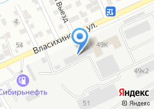 Компания «КТВ» на карте