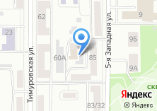 Компания «DEF» на карте