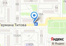 Компания «Лига-Пресс киоск по продаже печатной продукции» на карте