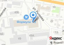 Компания «Оптово-розничный склад жидких обоев» на карте