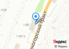 Компания «У Григорича» на карте