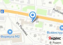 Компания «Иномаркет» на карте