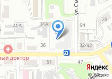 Компания «Дворец траурных церемоний» на карте