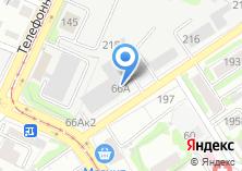 Компания «Теплый Дом» на карте