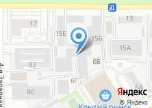 Компания «ХладКом» на карте
