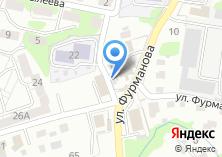 Компания «Единая служба саун и гостиниц» на карте