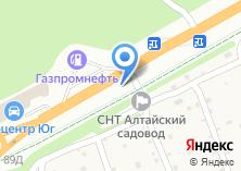 Компания «Садовый двор» на карте