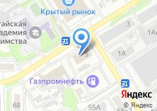 Компания «Территориальный отдел надзорной деятельности №1» на карте