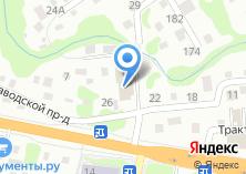 Компания «Росгерметик» на карте