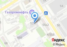 Компания «АнМашСтрой» на карте
