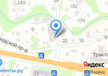 Компания «Мастер комфорта» на карте