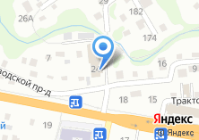Компания «Русклимат-Барнаул» на карте