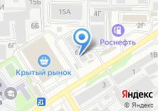 Компания «АбразивХозторг» на карте